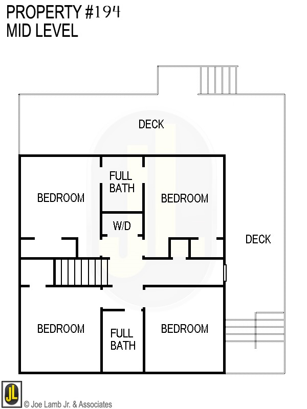 Floorplan: 194 Mid Level