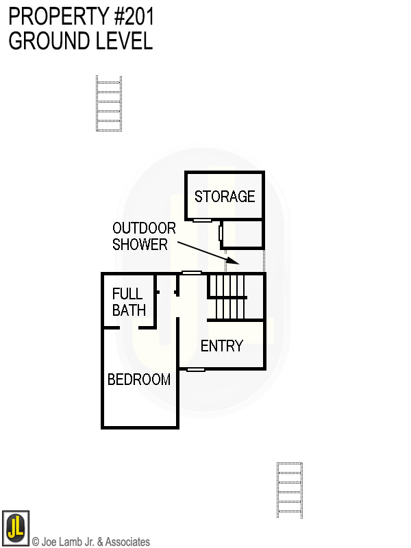Floorplan: 201 Ground Level