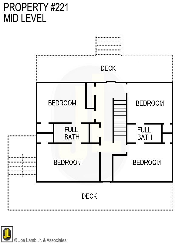 Floorplan: 221 Mid Level