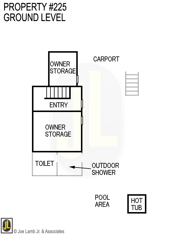 Floorplan: 225 Ground Level