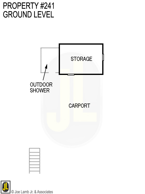 Floorplan: 241 Ground Level