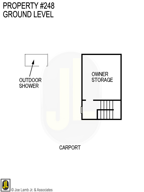 Floorplan: 248 Ground Level