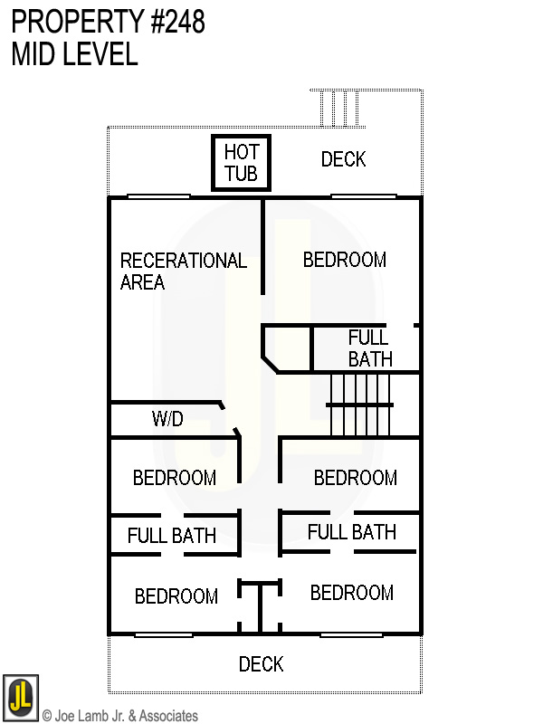 Floorplan: 248 Mid Level