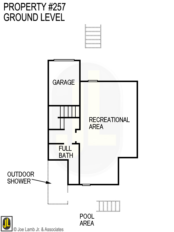 Floorplan: 257 Ground Level