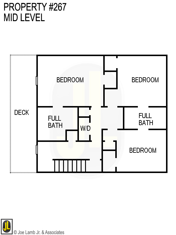 Floorplan: 267 Mid Level