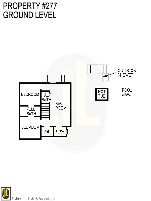Floorplan: 277 Ground Level