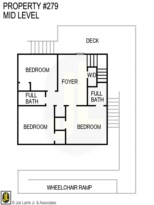 Floorplan: 279 Mid Level