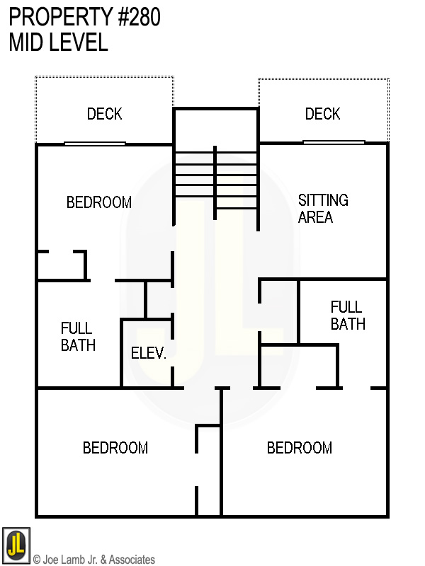 Floorplan: 280 Mid Level