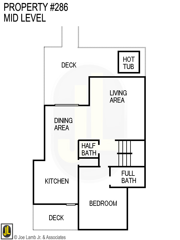 Floorplan: 286 Mid Level