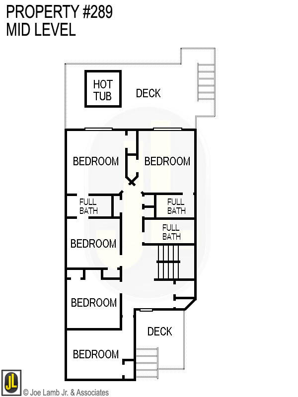 Floorplan: 289 Mid Level
