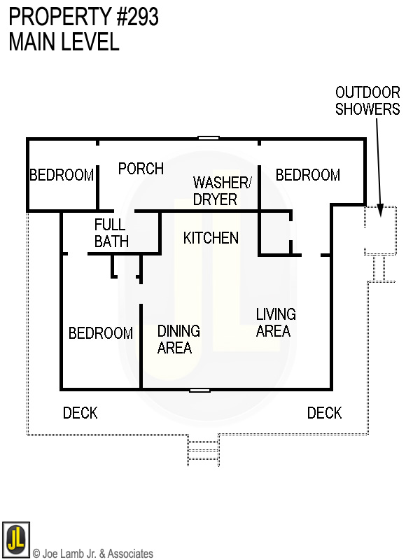 Floorplan: 293 Main Floor