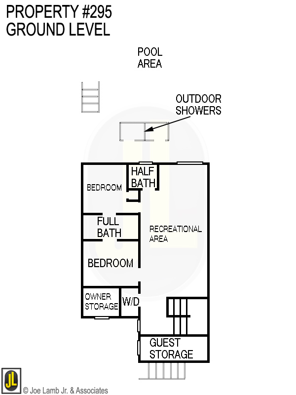 Floorplan: 295 Ground Level