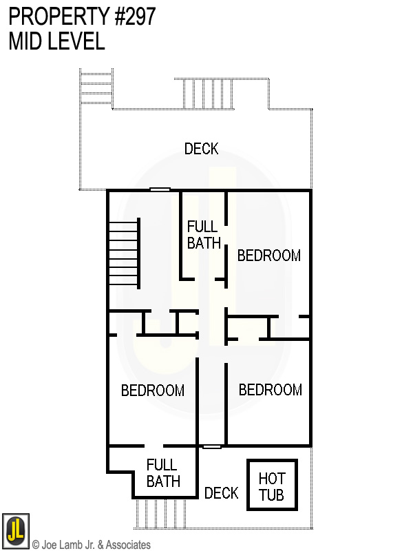 Floorplan: 297 Mid Level