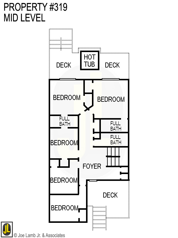 Floorplan: 319 Mid Level
