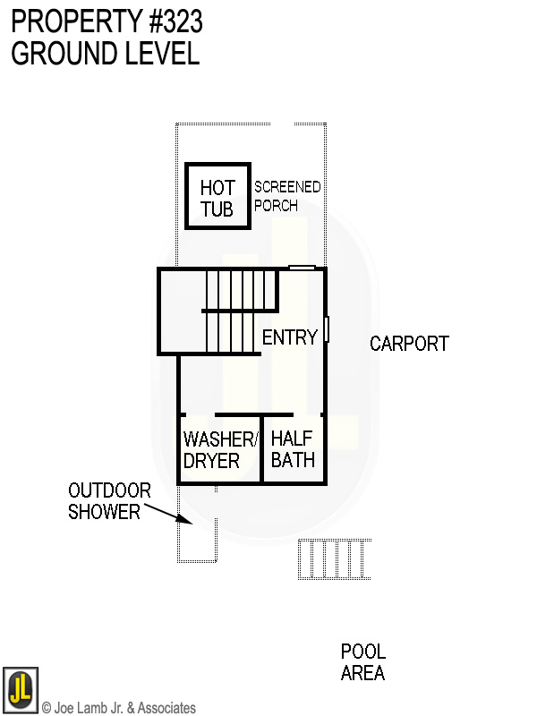 Floorplan: 323 Ground Level