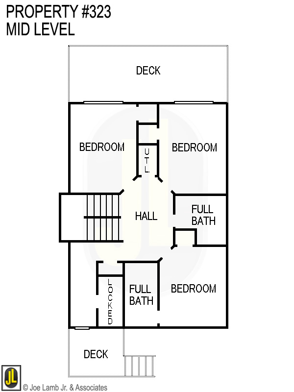 Floorplan: 323 Mid Level