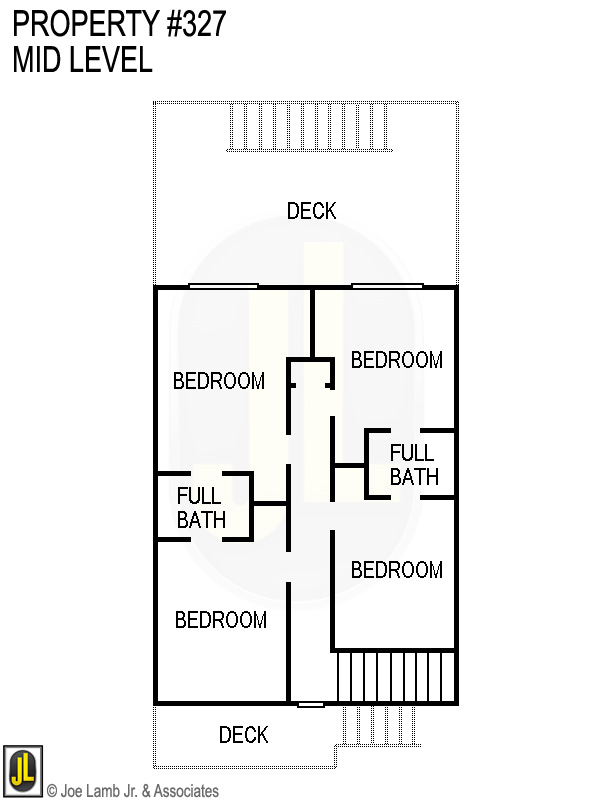 Floorplan: 327 Mid Level