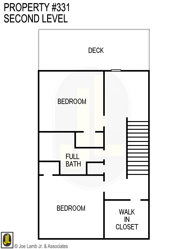 Floorplan: 331 Second Level