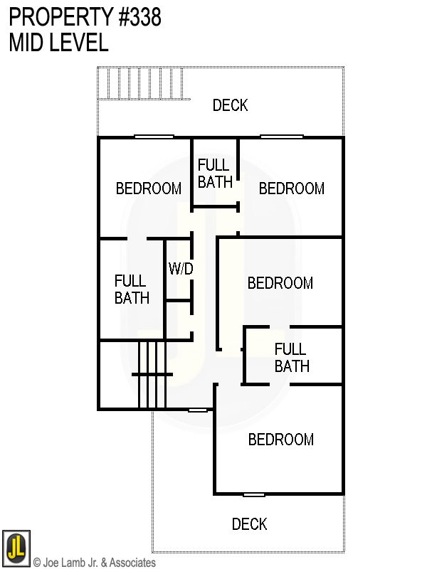 Floorplan: 338 Mid Level