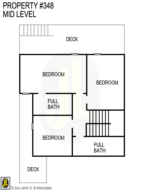 Floorplan: 348 Mid Level