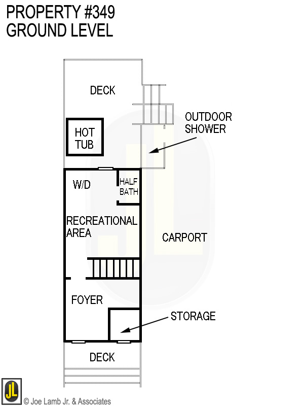 Floorplan: 349 Ground Level