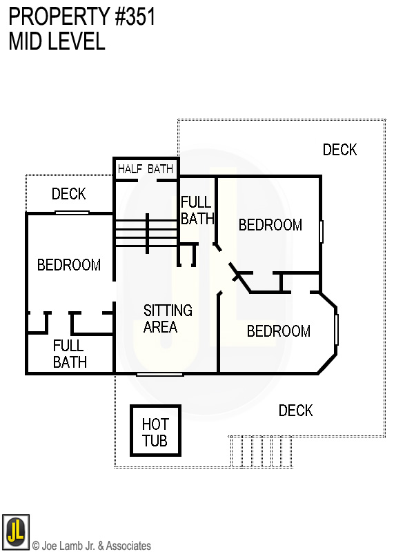 Floorplan: 351 Mid Level