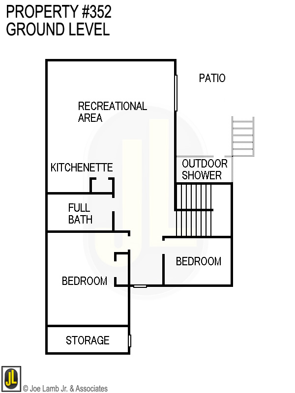 Floorplan: 352 Ground Level