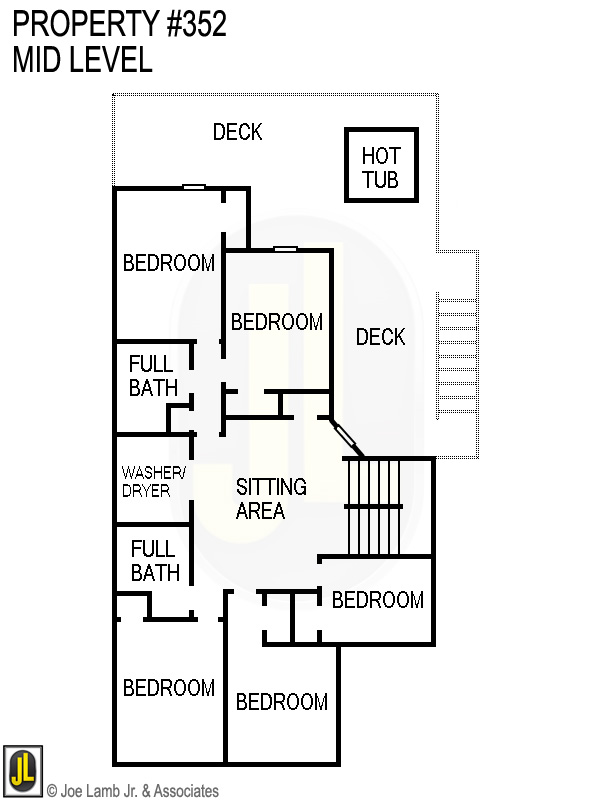 Floorplan: 352 Mid Level