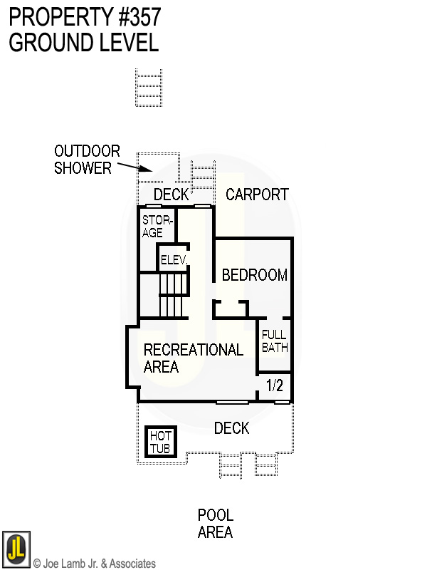 Floorplan: 357 Ground Level