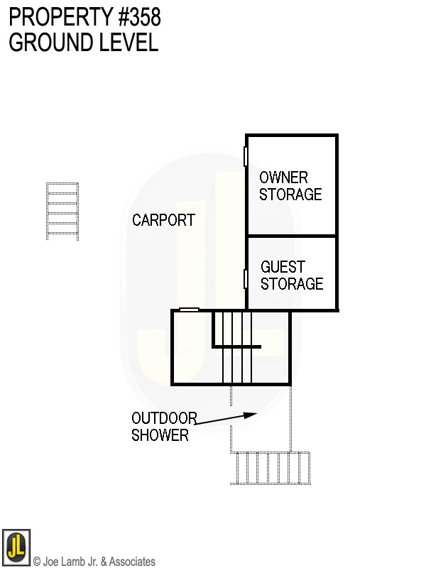 Floorplan: 358 Ground Level
