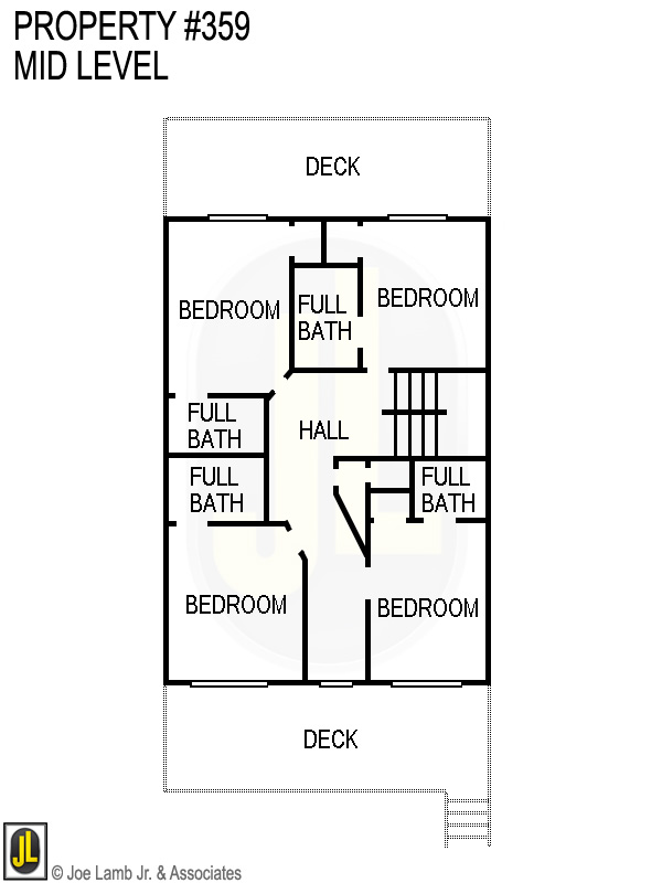 Floorplan: 359 Mid Floor