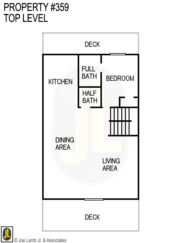 Floorplan: 359 Top Floor