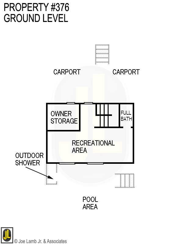 Floorplan: 376 Ground Level