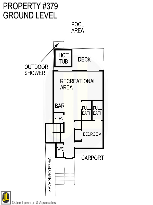 Floorplan: 379 Ground Level