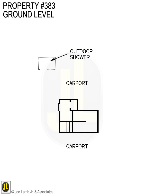 Floorplan: 383 Ground Level