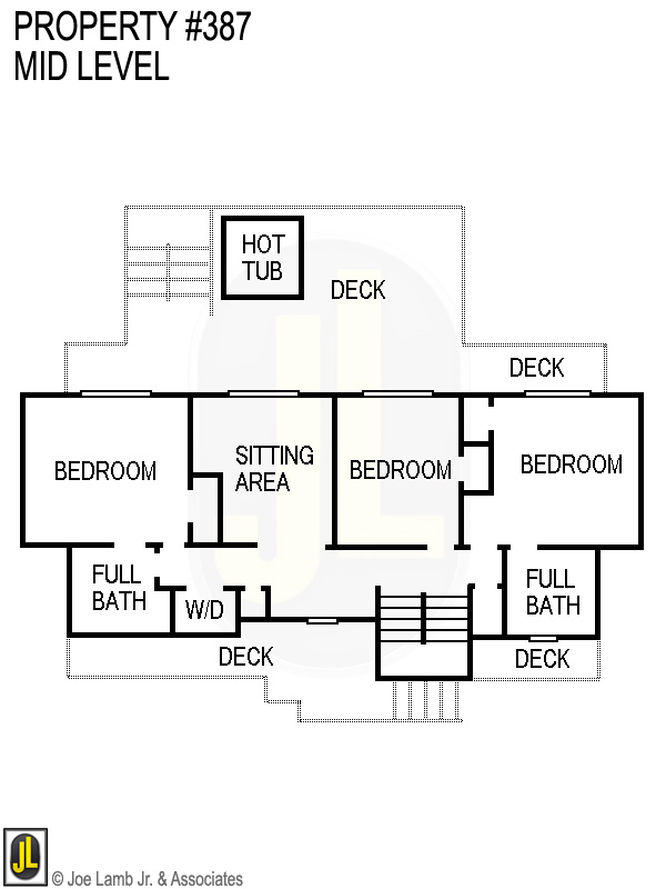 Floorplan: 387 Mid Level