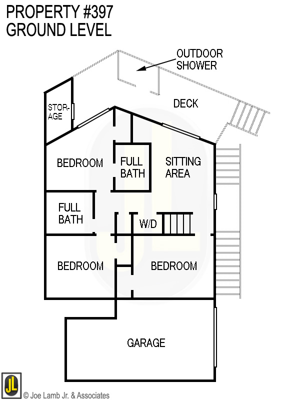 Floorplan: 397 Ground Level