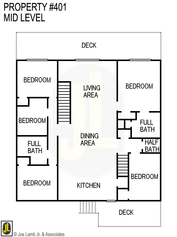 Floorplan: 401 Mid Level