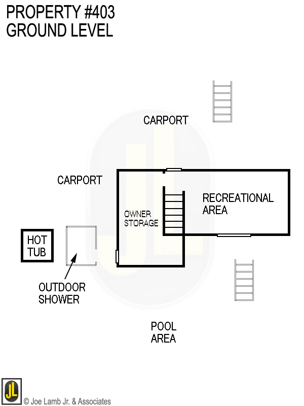 Floorplan: 403 Ground Level