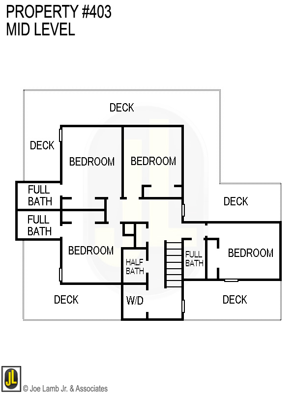Floorplan: 403 Mid Level