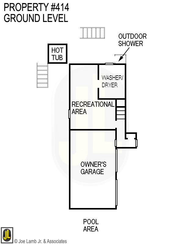 Floorplan: 414 Ground Level