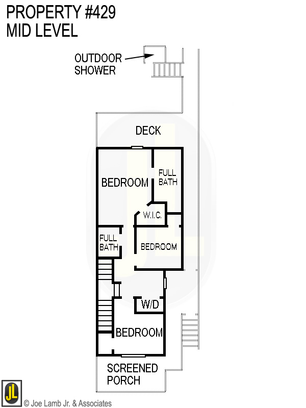 Floorplan: 429 Mid Level