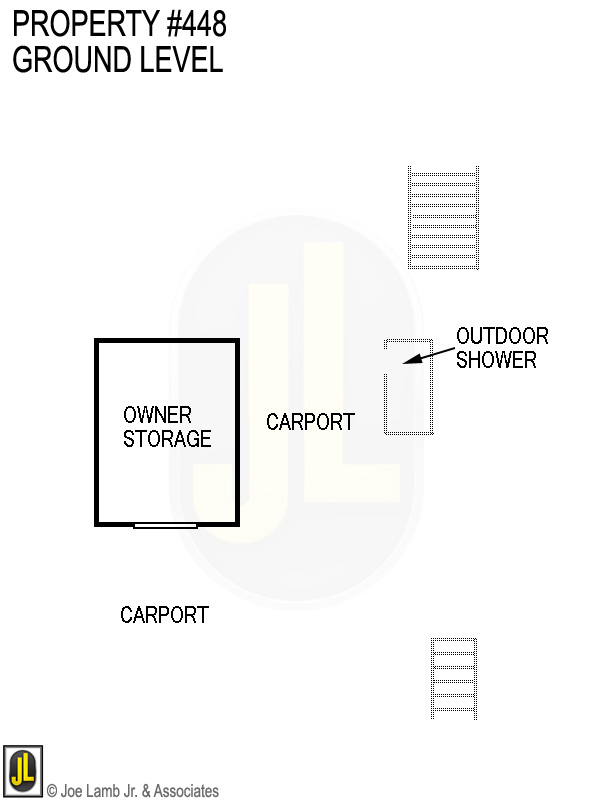 Floorplan: 448 Ground Level