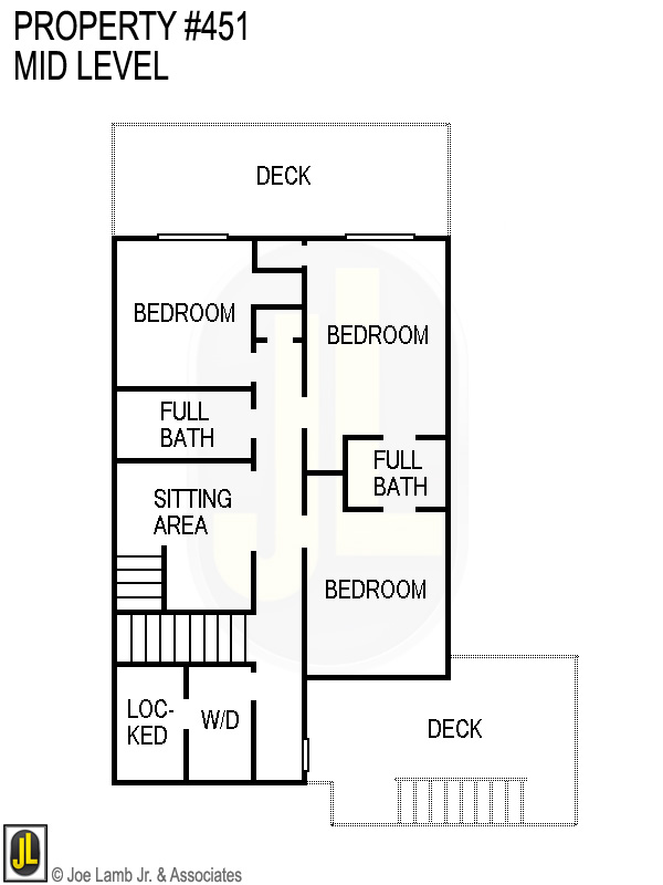 Floorplan: 451 Mid Level
