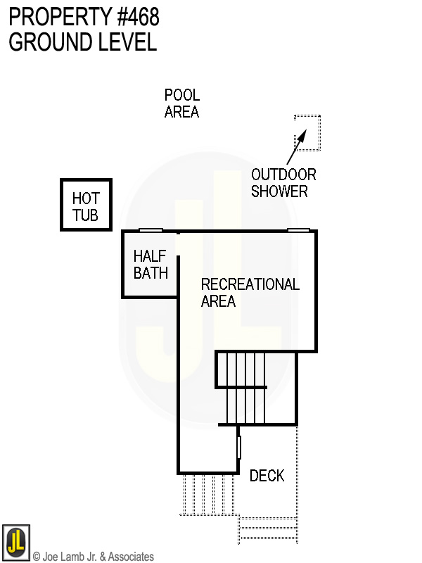Floorplan: 468 Ground Level