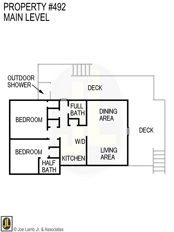 Floorplan: 492 Main Level