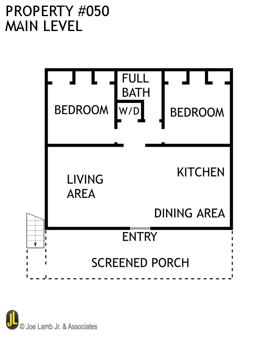 Floorplan: 50-Main-Level