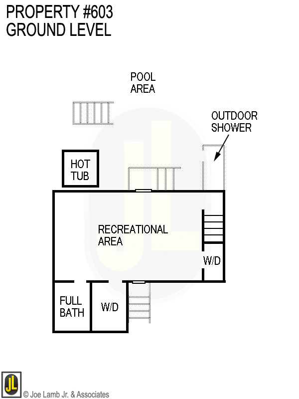 Floorplan: 603 Ground Level