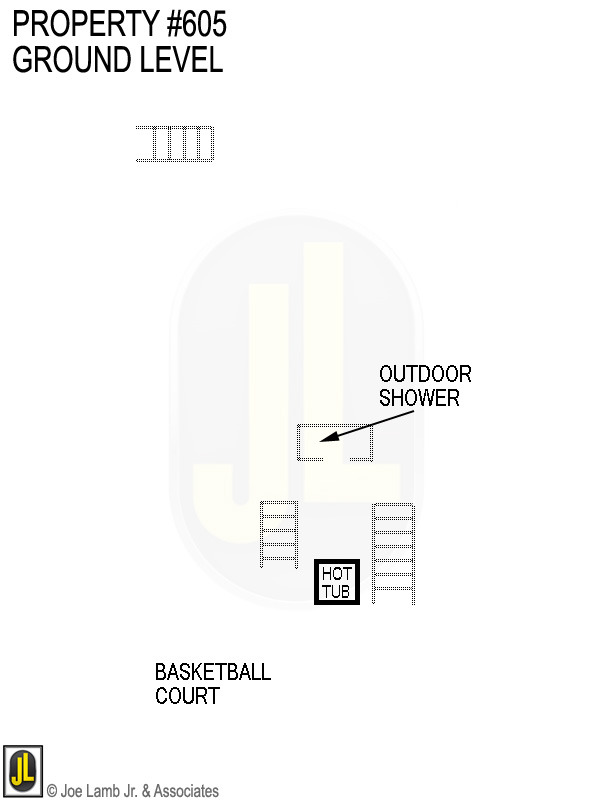 Floorplan: 605 Ground Level