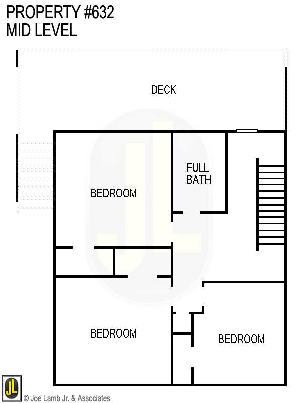 Floorplan: 632 Mid Level